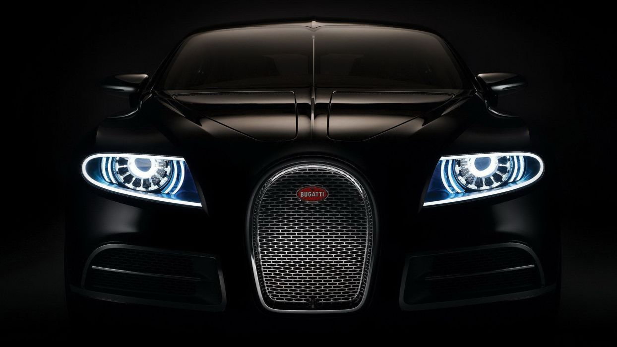 black car awesome wallpaper
