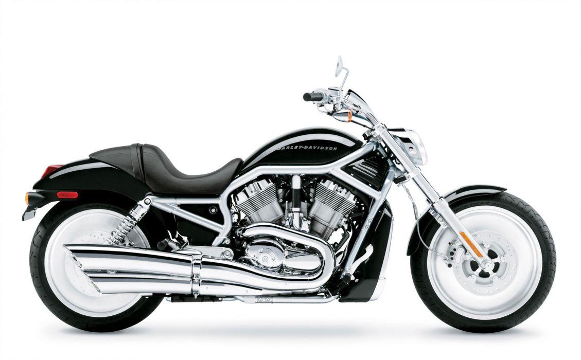 2004 Harley Davidson VRSCA V-Rod wallpaper