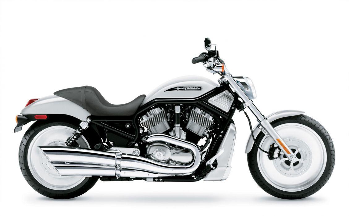2004 Harley Davidson VRSCB V-Rod wallpaper