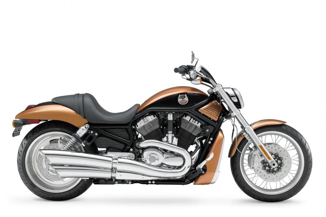 2008 Harley Davidson VRSCAW-A V-Rod d wallpaper