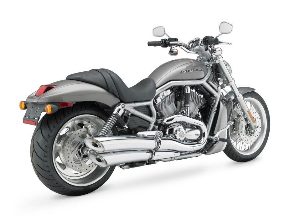 2008 Harley Davidson VRSCAW-A V-Rod q wallpaper