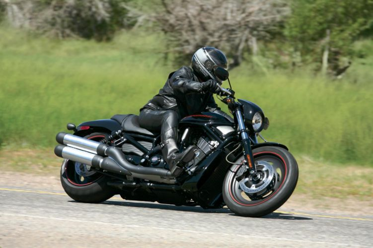 2008 Harley Davidson VRSCDX-A Night Rod Special wallpaper