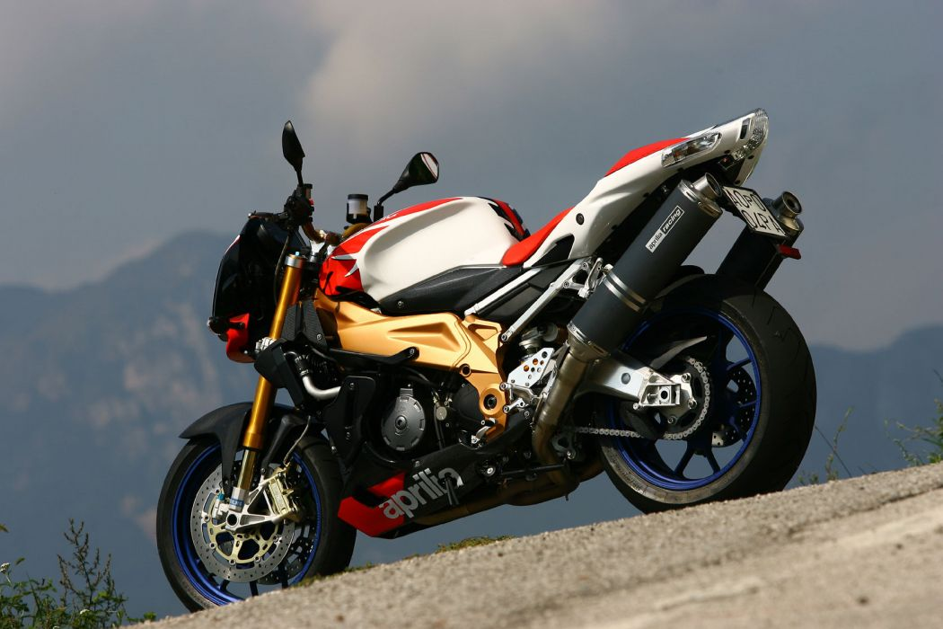 2009 Aprilia Tuono 1000-R Factory      f wallpaper