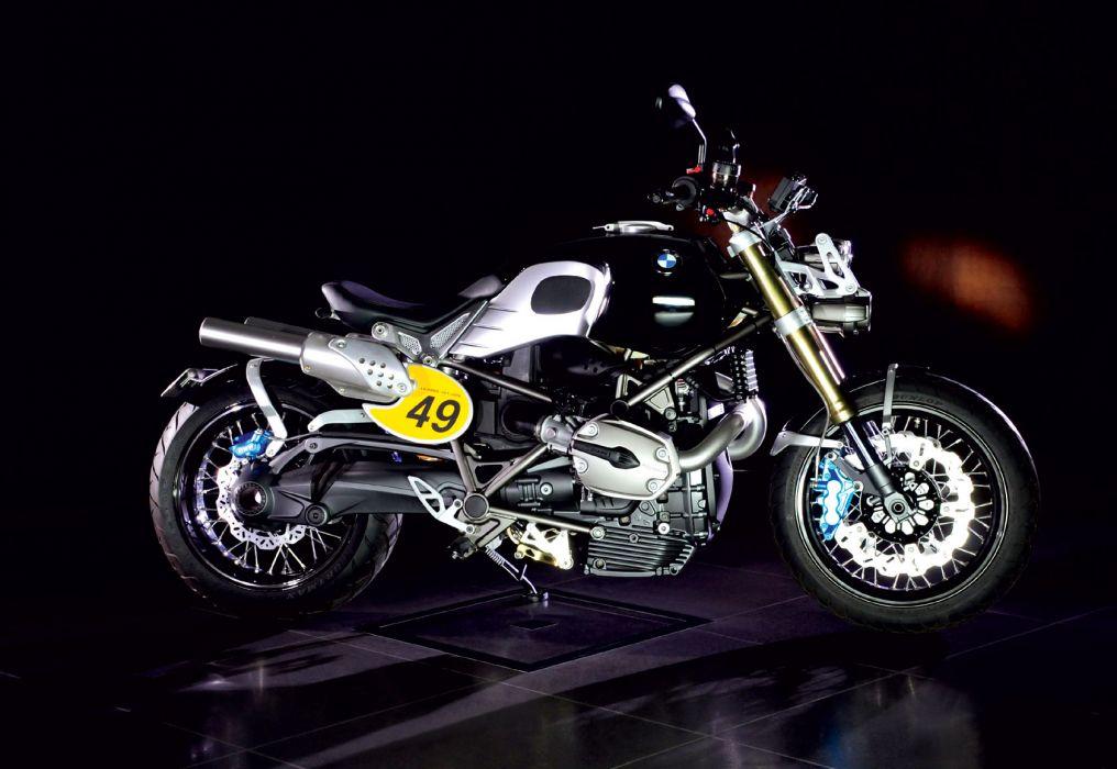 2009 BMW Lo- Rider Concept    b wallpaper