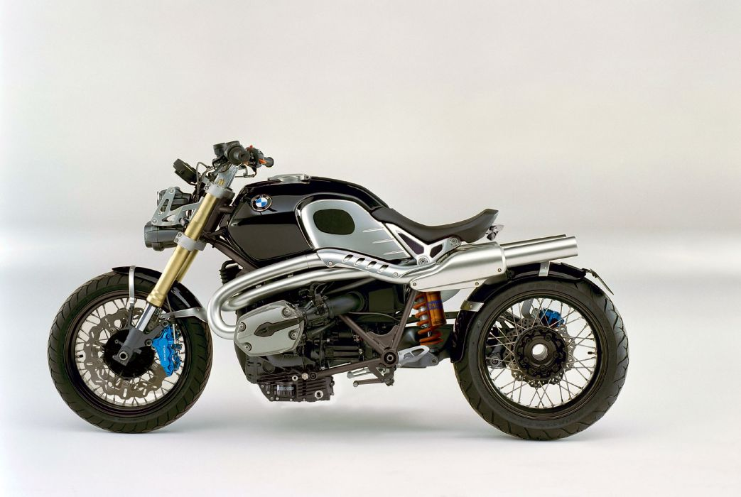 2009 BMW Lo- Rider Concept  g wallpaper