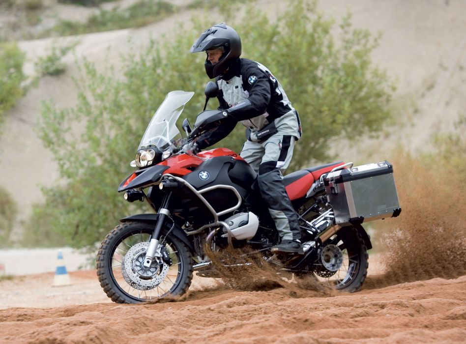 2009 BMW R1200GS Adventure   g wallpaper