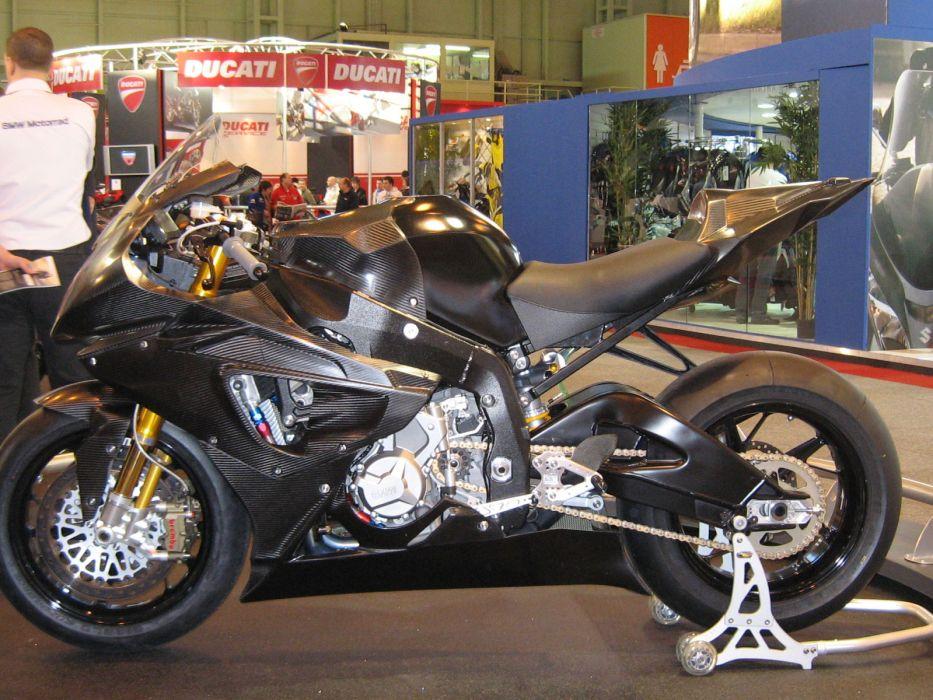 2009 BMW S1000RR Prototype wallpaper