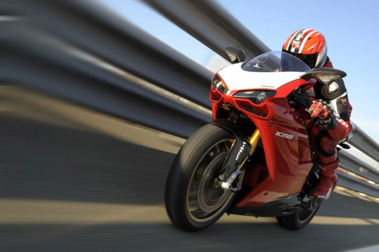 2009 Ducati 1098R Bayliss Limited Edition d wallpaper