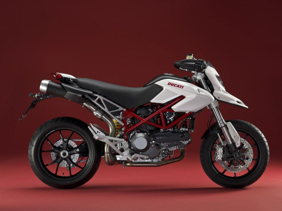 2009 Ducati Hypermotard 1100   d wallpaper
