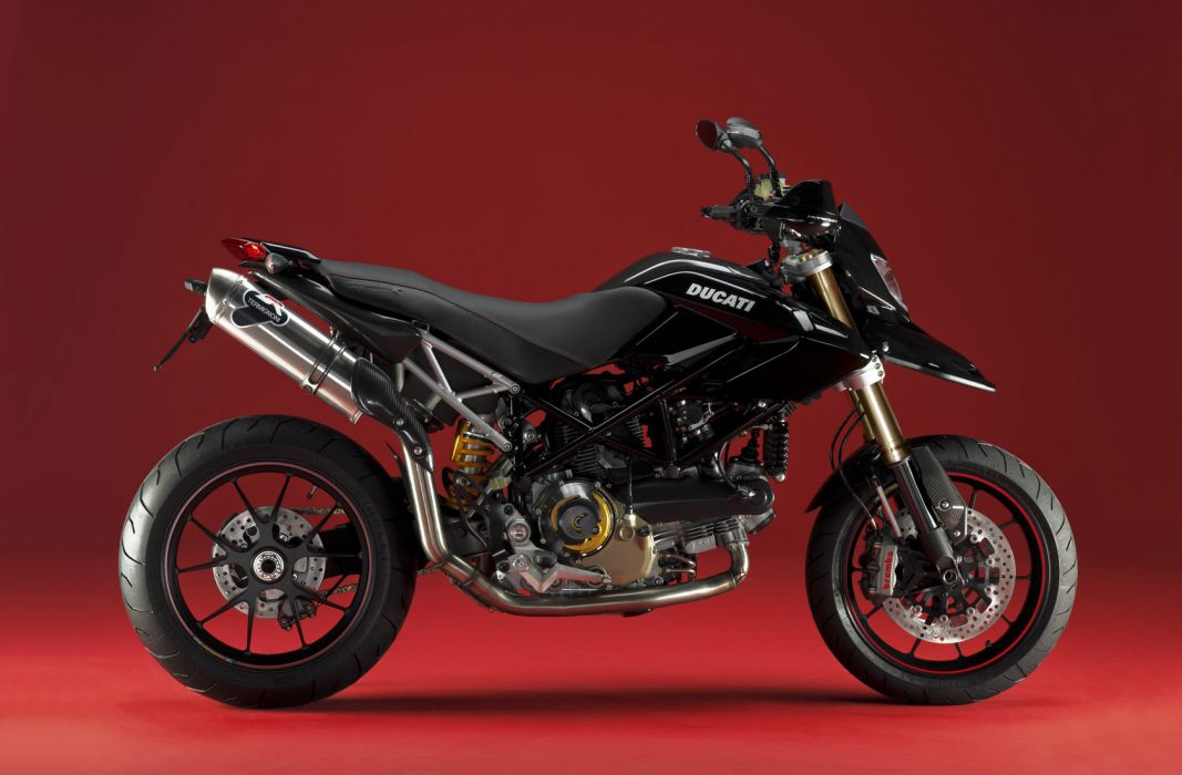 2009 Ducati Hypermotard 1100 S   d wallpaper