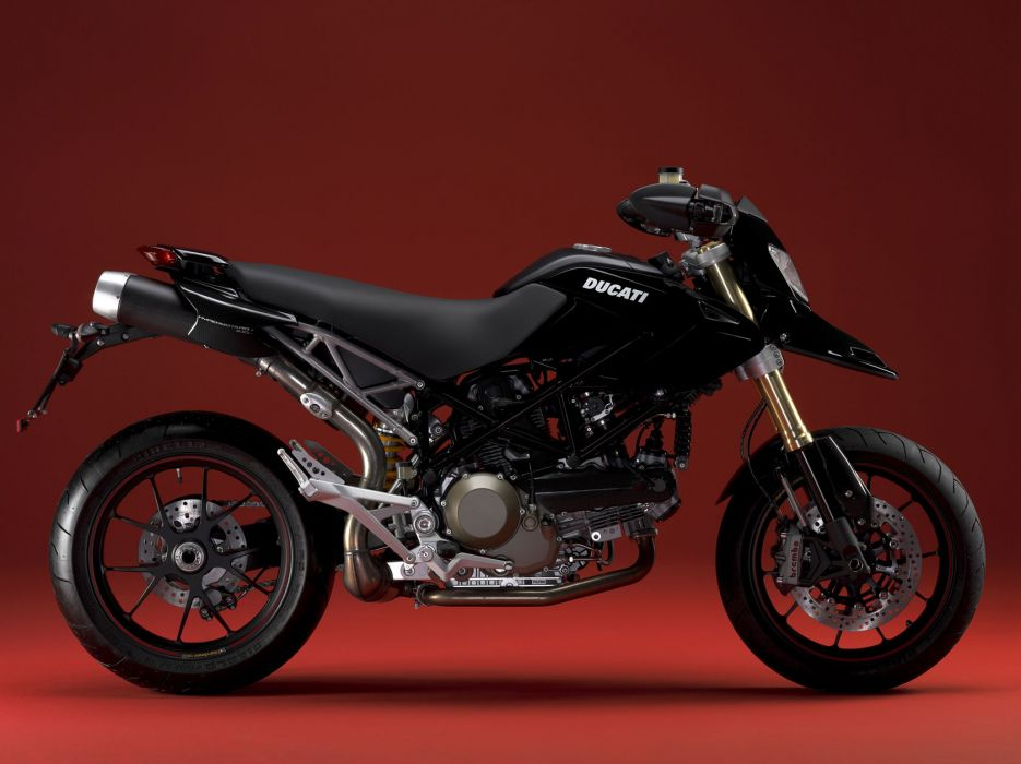 2009 Ducati Hypermotard 1100 S  s wallpaper