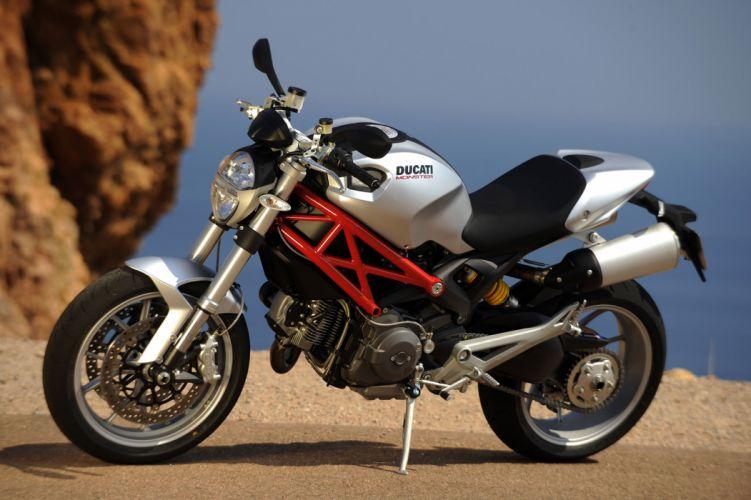 2009 Ducati Monster 1100 f wallpaper