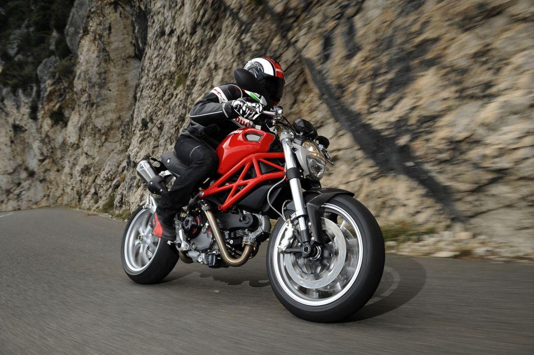 2009 Ducati Monster 1100 wallpaper