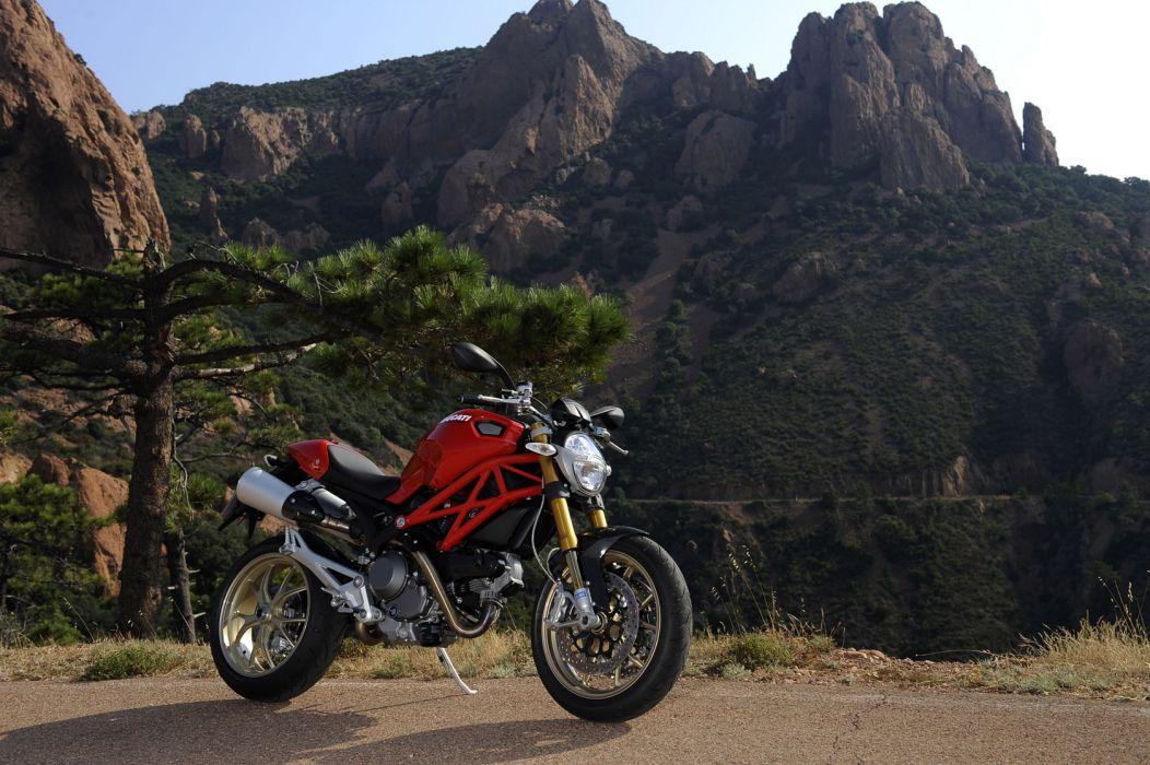 2009 Ducati Monster 1100S   g wallpaper