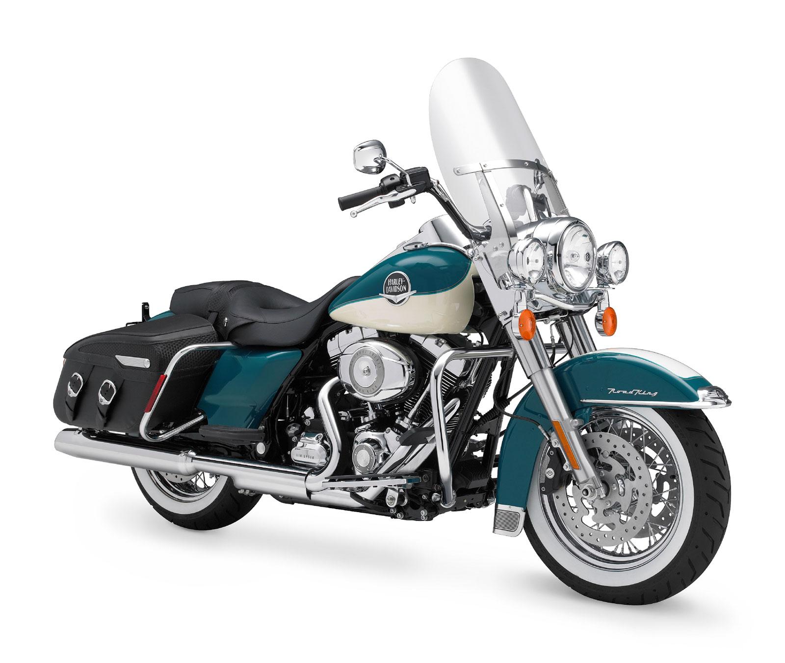 2009 Harley Davidson Flhrc Road King Classic F Wallpaper 1600x1353 89605 Wallpaperup