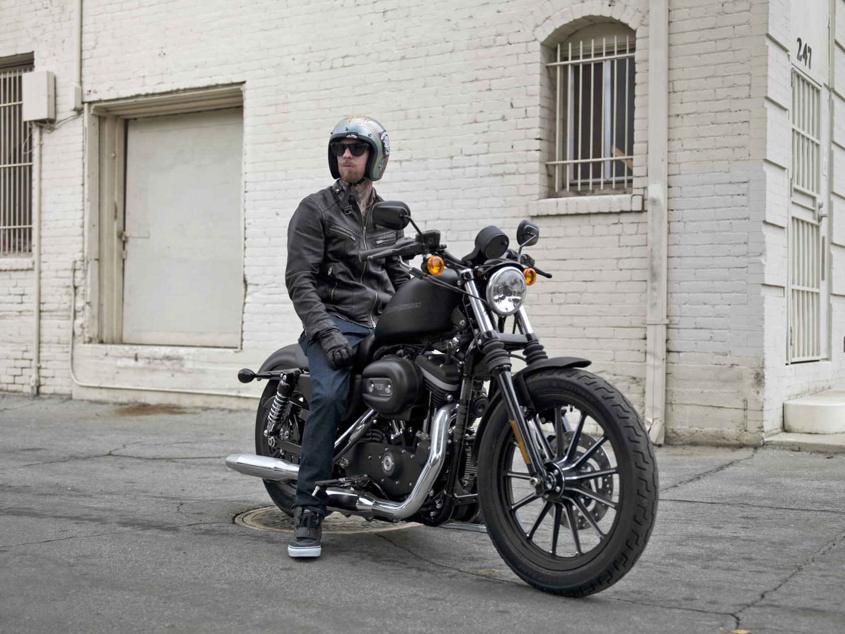 Similiar Iron 883 Handlebar Options Keywords 87 Sportster Wiring Diagram Get Free Image About