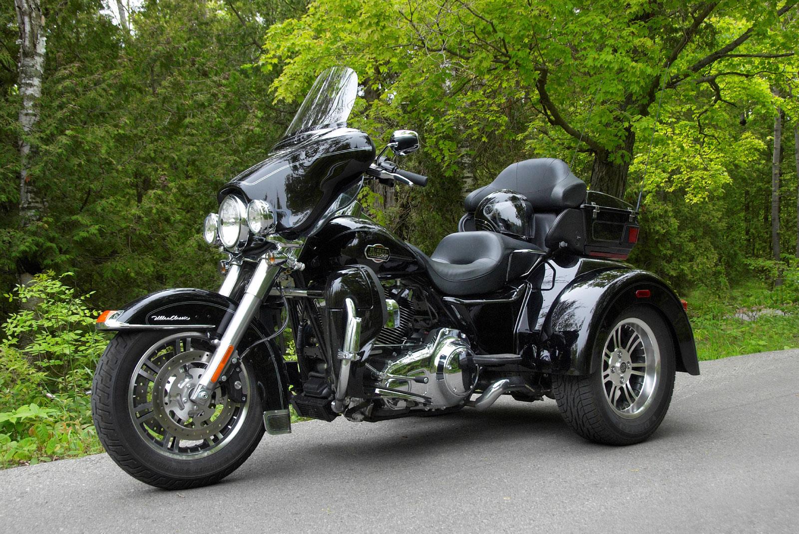 2009 Harley Davidson Tri Glide Ultra Classic FLHTCUTG