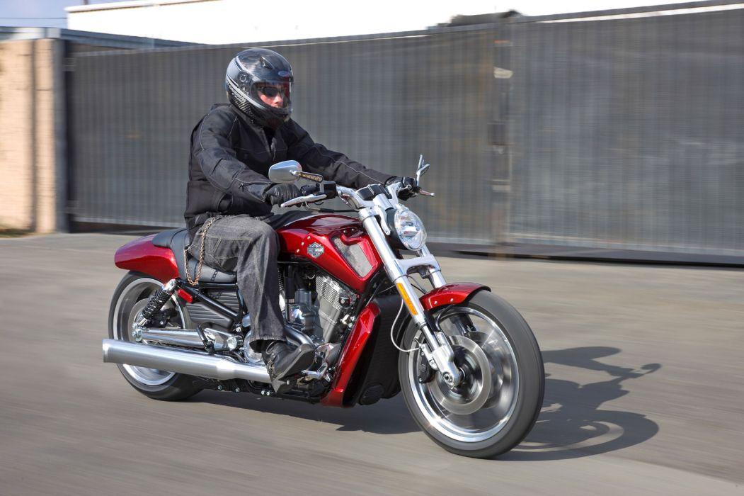 2009 Harley Davidson VRSCF V-Rod Muscle  d wallpaper