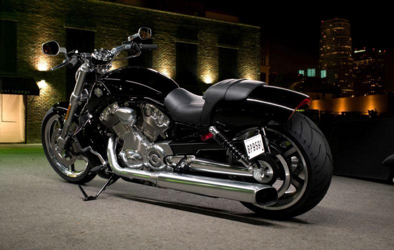 2009 Harley Davidson VRSCF V-Rod Muscle wallpaper