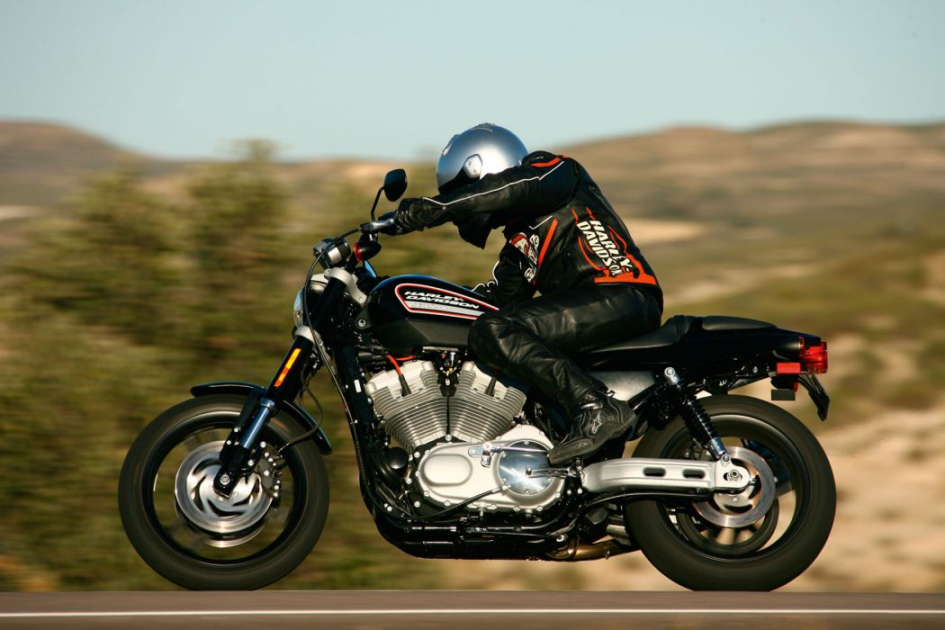 2009 Harley Davidson XR1200  f wallpaper