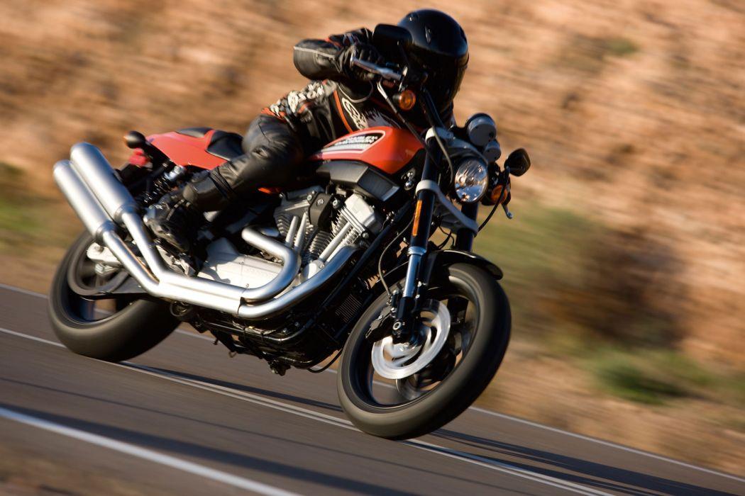 2009 Harley Davidson XR1200 f wallpaper