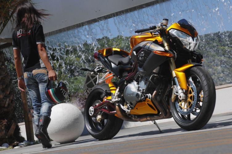 2010 Benelli Cafe Racer 1130 f wallpaper