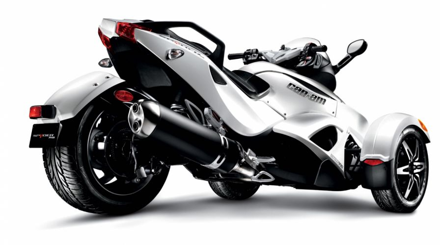2010 Can-Am Spyder RS-S Roadster j wallpaper