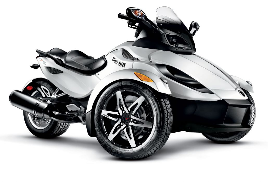 2010 Can-Am Spyder RS-S Roadster  h wallpaper
