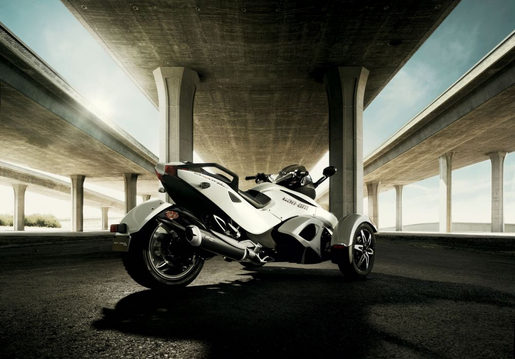 2010 Can-Am Spyder RS-S Roadster u wallpaper