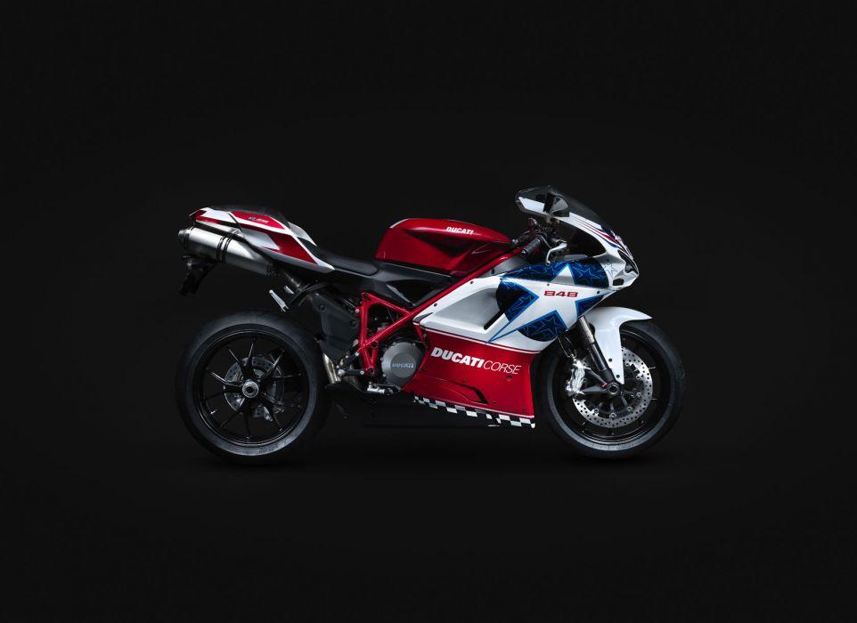 2010 Ducati 848 Nicky Hayden Edition   f wallpaper