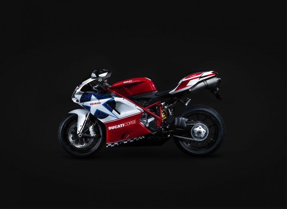 2010 Ducati 848 Nicky Hayden Edition wallpaper