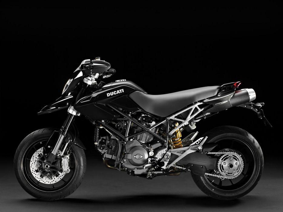 2010 Ducati Hypermotard 1100 EVO     f wallpaper