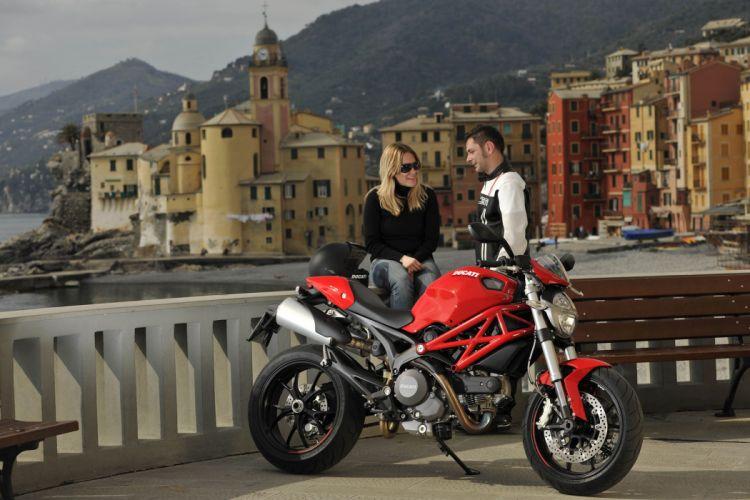 2010 Ducati Monster 796 f wallpaper