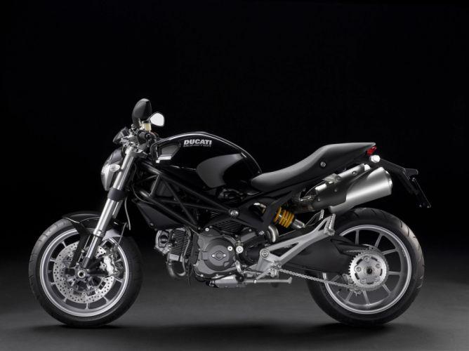 2010 Ducati Monster 1100 wallpaper
