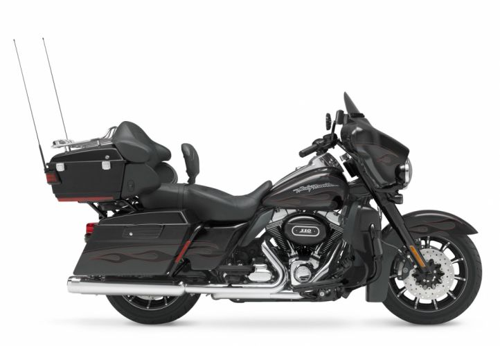 2010 Harley Davidson CVO Ultra Classic Electric Glide Dark Side Limited Edition s wallpaper