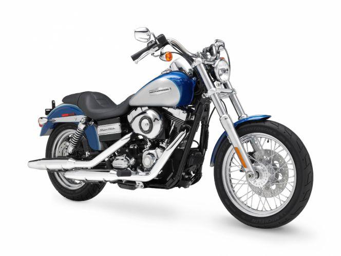 2010 Harley Davidson Dyna Super Glide Custom FXDC f wallpaper