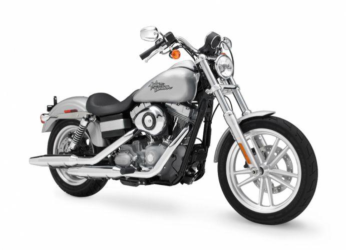 2010 Harley Davidson Dyna Super Glide FXD f wallpaper