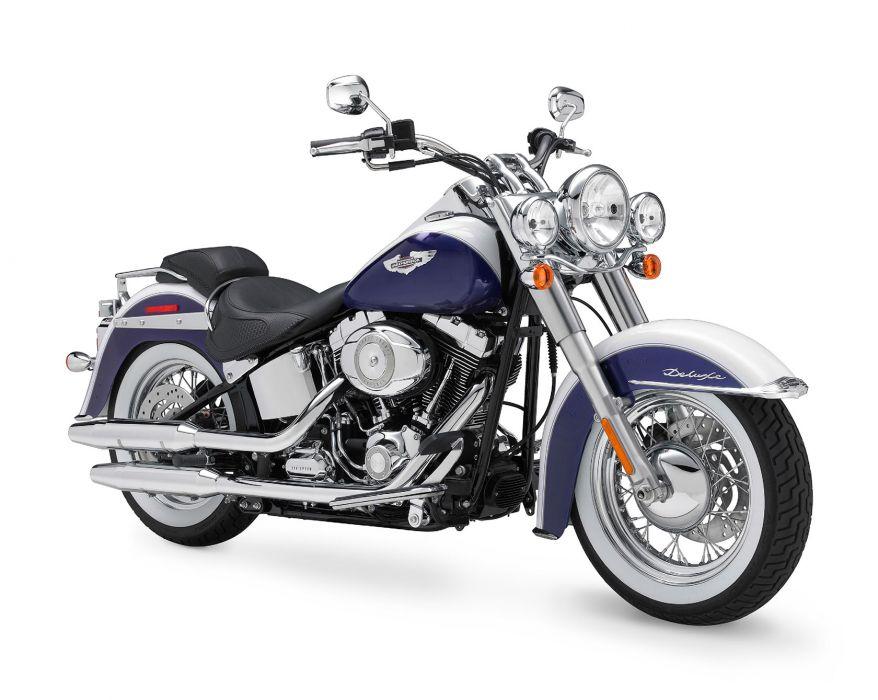 2010 Harley Davidson Softail Deluxe FLSTN  f wallpaper
