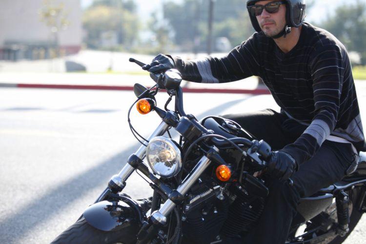 2010 Harley Davidson Sportster Forty-Eight d wallpaper