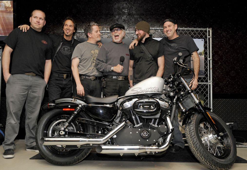 2010 Harley Davidson Sportster Forty-Eight   k wallpaper