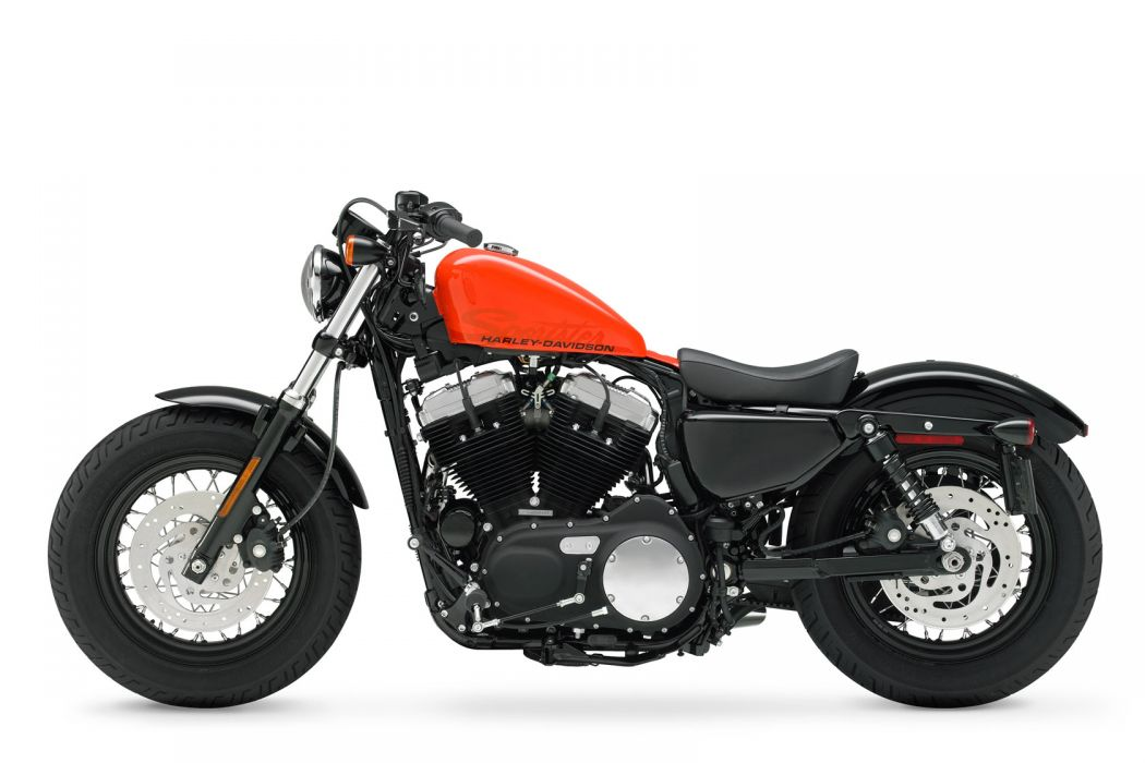2010 Harley Davidson Sportster Forty-Eight f wallpaper