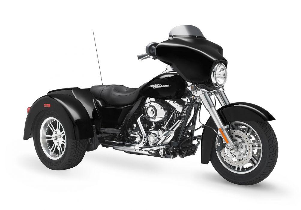 2010 Harley Davidson Street Glide Trike FLHXXX  f wallpaper