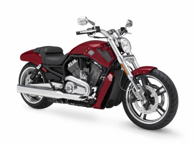 2010 Harley Davidson V-Rod Muscle VRSCF f wallpaper