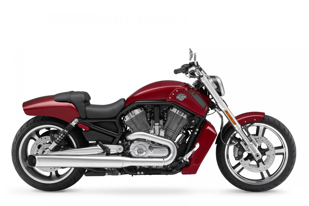 2010 Harley Davidson V-Rod Muscle VRSCF wallpaper
