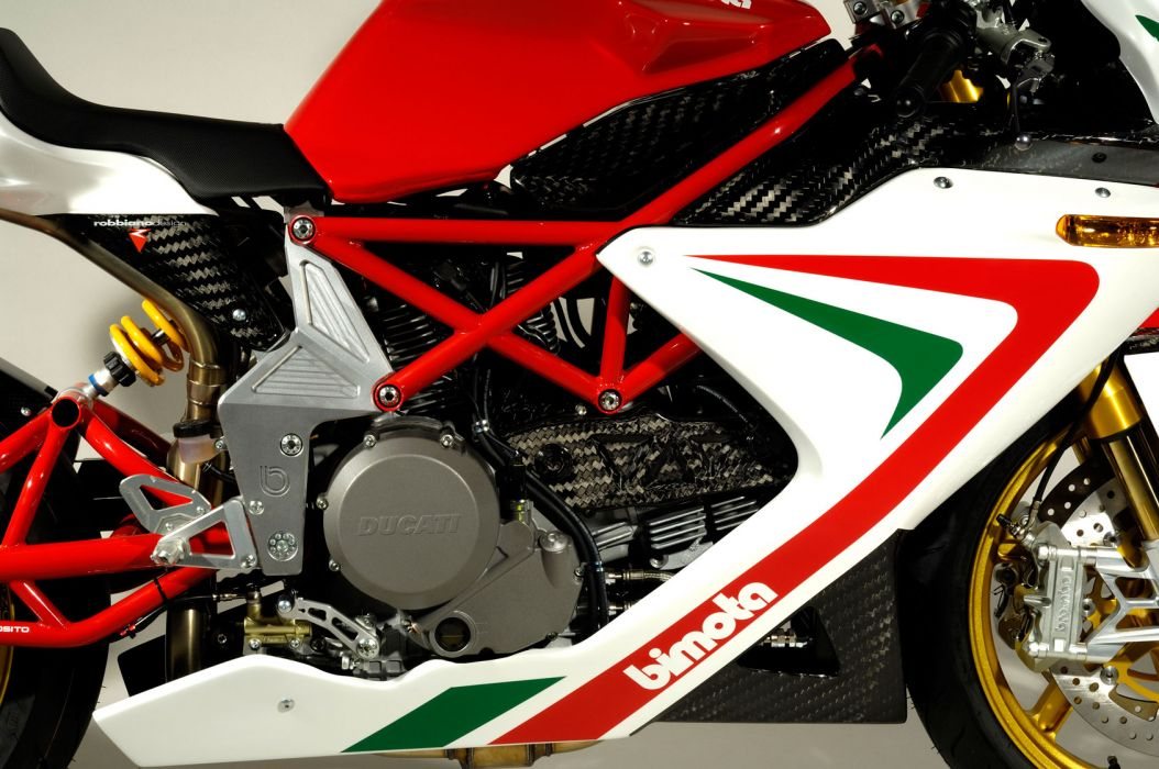 2011 Bimota DB5R engine engines wallpaper