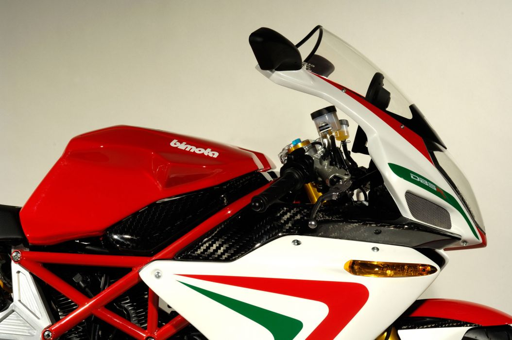 2011 Bimota DB5R interior wallpaper