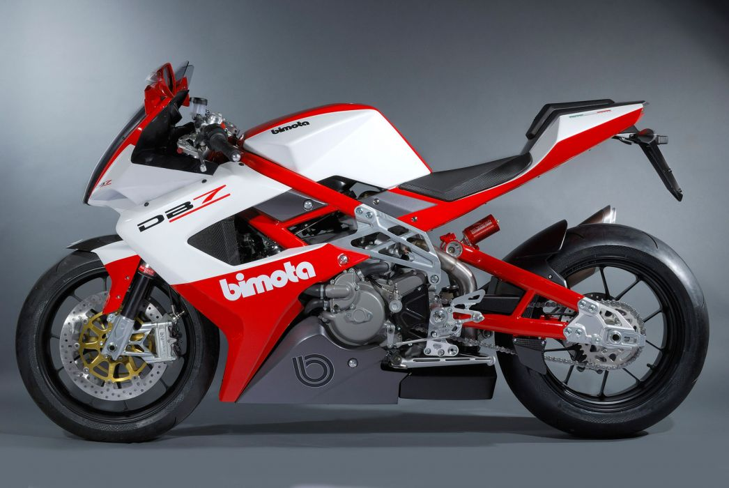 2011 Bimota DB7 wallpaper