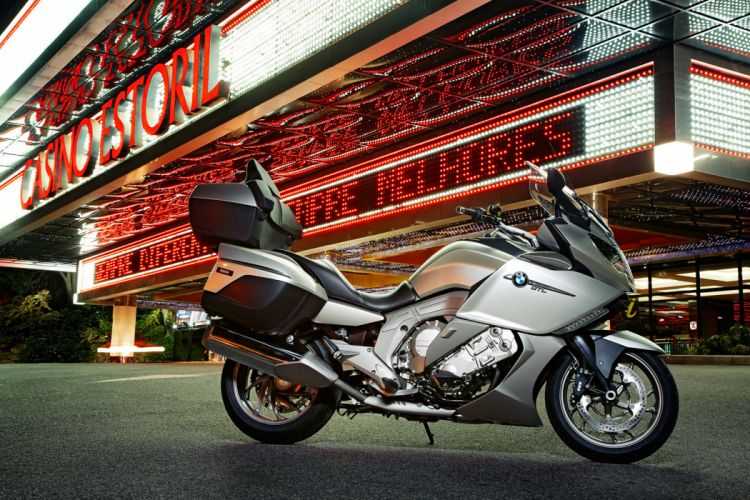 2011 BMW K1600GTL d wallpaper