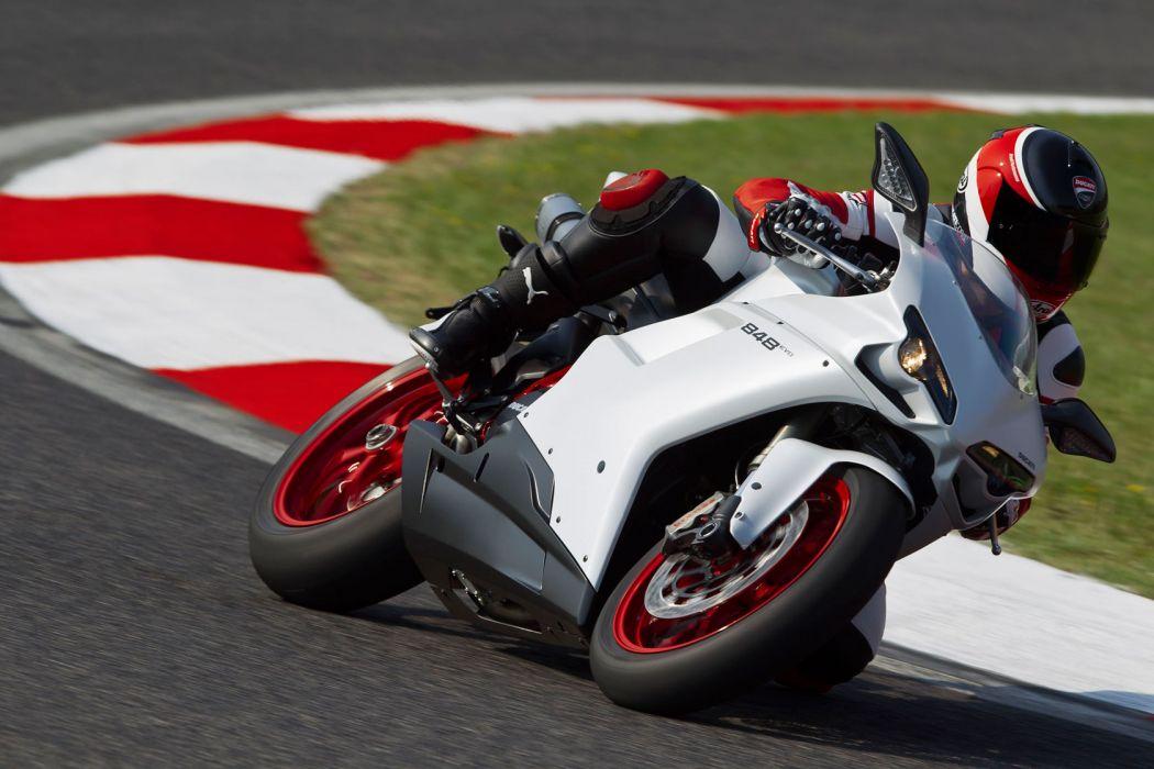 2011 Ducati 848 EVO wallpaper