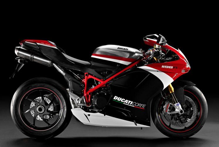2011 Ducati 1198R Corse wallpaper